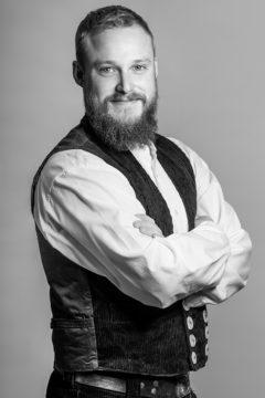 Zimmerermeister Portrait